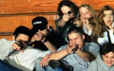 united states of columbine. Weird, eerie in retrospect. Certainly not allowed any longer.