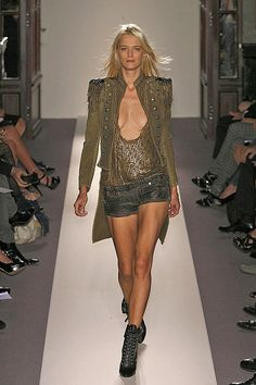 #balmain #short #green