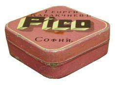 """""""Vintage Packaging: Typewrite…"""" on Designspiration"""