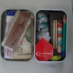 Mini Survival Kits - Instrucables