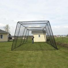 Backyard Batting Cage Ideas batting cage backyard home landscaping Economy Batting Cage Packages Economy Packages Batting Cage Packages Batting Cages