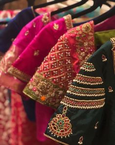 Bridal Series! . . #bridal #bridaloutfit #indianbride #bridesofindia #embroidery    -  #blousedesigns #blousedesignsCasual #blousedesignsForGirls #blousedesignsPink