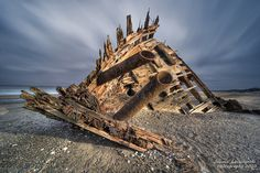 Soul of the old ship - Pesuta , Queen Charlotte Islands Visit Barbados, Charlotte City, Haida Gwaii, Islands, Old Things, Queen, Ship, Park, World