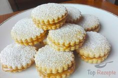 Zarte Kekse mit Karamell-Kondensmilch | Top-Rezepte.de