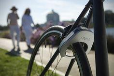 Linka Smart Bike Lock 1