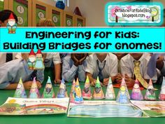 Engineering, Building Bridges for Gnomes Science for Kids