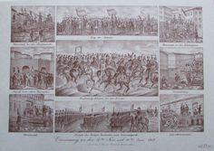 Erinnerungen an den 26ten Mai und 28ten Juni 1848 FRANZ WERNER Faksimile
