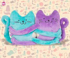 #gatos #agarradinhos #diadascriancas #uatt