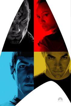 Star Trek (Star Trek XI) - 2009 Love it!!!