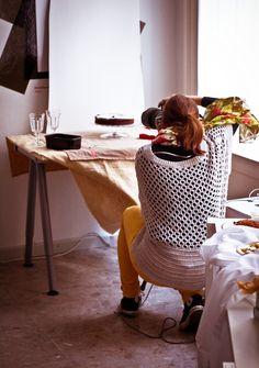FOOD PHOTOGRAPHY & STYLING workshop (foto: Marie Bauerová)