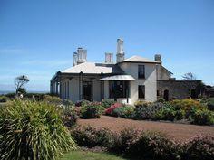 Highfield House, Stanley, Tasmania.