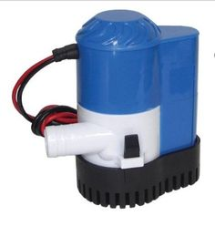 Shoreline Marine 800 GPH Bilge Pump with Auto Switch #SL52260