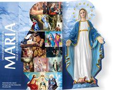 Capa aberta da programação da Festa de N. Sra. das Graças 2013 - Florânia-rN