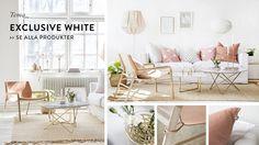 En soffa - Tre stilar - Inspiration - RUM21.se