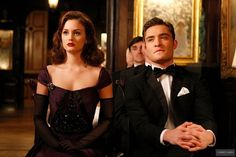CHAIR <3!!!!! Blair & Chuck, Gossip Girl | 18 Super-Evil Screen Couples Who Prove That Love Is For Everyone
