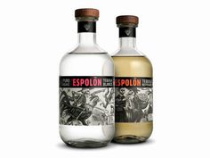 tequila bottle design