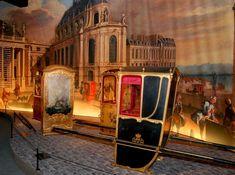 Graças a um acordo entre a cidade de Arras, que fica a 170 km ao norte de Paris e o museu de Versailles, várias exposições do castelo de Versailles poderão ser vistas nesta cidadezinha deliciosa perto de Paris.  A exposição das famosas carruagens reais e imperiais que fizeram a história da França,