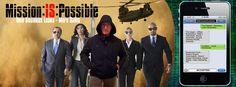 Mission IS Possible - New facebook timeline on Facebook.com/Philhenderson