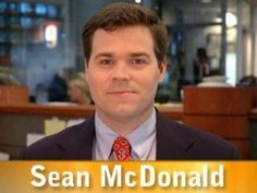 Sean McDonald, news anchor/reporter. Click on picture to view bio.
