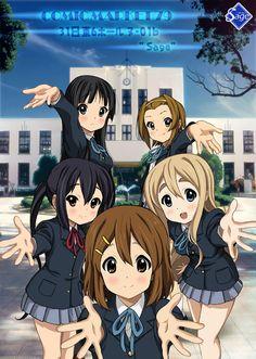 No larger size available K On Anime, Free Anime, Kawaii Anime, Manga Anime, Anime Art, Tamako Love Story, Kyoto Animation, Beautiful Anime Girl, Manga Drawing