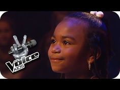 Chelsea - Girl On Fire | The Voice Kids 2013 | Blind Audition - she is really a awesome girl!