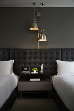 Wonderful Retro Interior Design- Hotel Zetta in San Francisco | hotel, luxury, interior design, hotel decor. More inspirations at http://www.bocadolobo.com/en/inspiration-and-ideas/