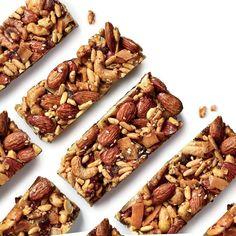 Curry-Spiced Nut Bars (Week 3)