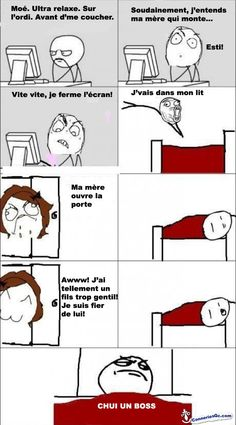 True Story maggle