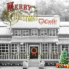 Merry Christmas from Castle Homes!
