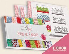 bicos de crochê Embroidery Designs, Organization, Retro, Frame, Handmade, Home Decor, Homemade Cakes, Ironing Water, Cape Clothing