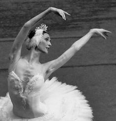 Svetlana Zakharova as in