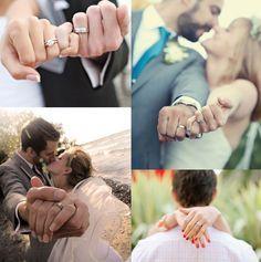 Лучшие позы для свадебной фотосессии