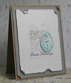 Stamps: Stampin Up! Backyard Basics, French Foliage & Abundant Hope Paper: PTI kraft & rustic white; SU! Smoky Slate Ink: Stampin Up! Soft...