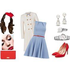 """Royal Elegance #6"" by teodoramaria98 on Polyvore"