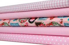 Stenzo stoffenpakket Jipshop Roze Najaarscollectie 2012