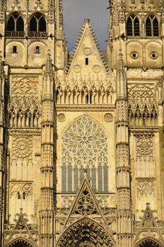 St Gatien Cathedral in Tours ~