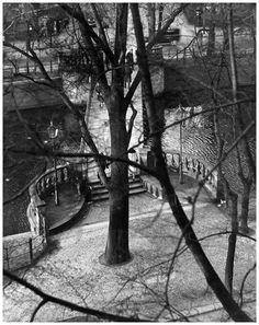 Marianne Breslauer Lützowbrücke Berlin 1930