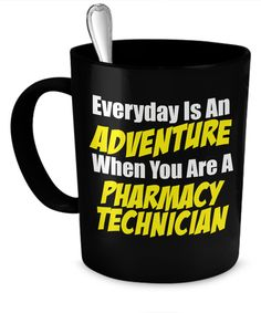 Pharmacy Technician Mug  #gift#PharmacyTechnician #pharmacist $19.95