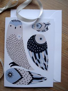 Karolin Schnoor: Make An Owl