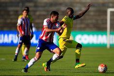 Blog Esportivo do Suíço:  Colômbia arranca empate com Paraguai na abertura do Sul-Americano Sub-20