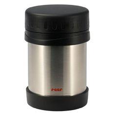 Reer 90400 - Bote termo de acero inoxidable para alimentos infantiles (350 ml)