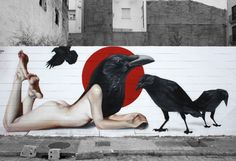 MAN O MATIC .. 'Cuervos' .. [Huelva, Spain 2014]