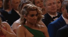 Pin for Later: From Taylor Swift's Freakout to Chrissy Teigen's Dance Moves, See All the Best Grammys Moments Tori Kelly looked like everyone on Monday morning.