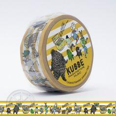 KUBBE Masking tape Music