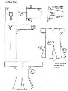 Cynthia Virtue's How to Site, this is a worksheet! http://www.virtue.to/articles/tunic_worksheet.html