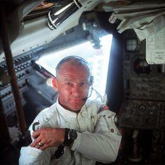 """Los conquistadores del """"Apollo 11"""", a 40 años de la llegada del hombre a la luna y la partida de Neil Armstrong."""