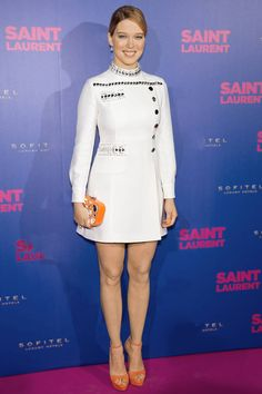 Lea Seydoux and other fashionistas make the best dressed list of 2014.
