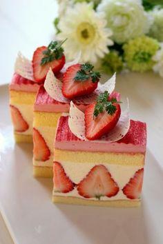 「チーズ風味のフレジエ」ナナママちゃん | お菓子・パンのレシピや作り方【corecle*コレクル】