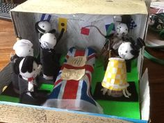 The Treaty of Waitangi / Waitangi Day Diorama Project