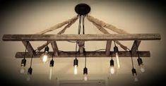 Afbeeldingsresultaat voor ceiling ladder lamps